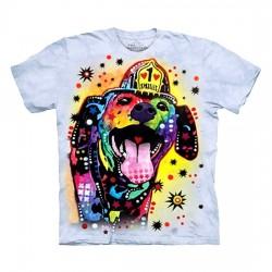 футболка с 3D принтом Sparkles
