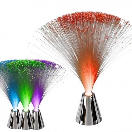 Värvimuutev Fiiberoptilline Retrolamp