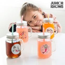 Purk-Joogiklaaside komplekt Merineitsi (4tk)