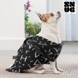 Мягкий свитер для Собак, чёрный