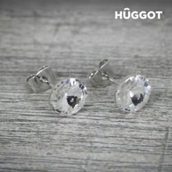 Swarovski kristallidega Kõrvarõngad Hûggot Winter