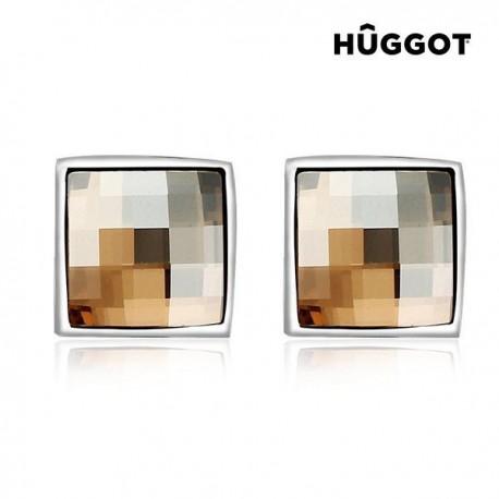 Kõrvarõngad Hûggot Autumn Swarovski kristallidega