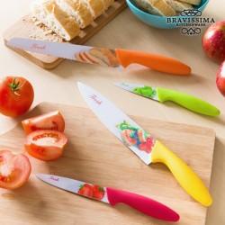 Набор Керамических ножей Fresh (4 шт)