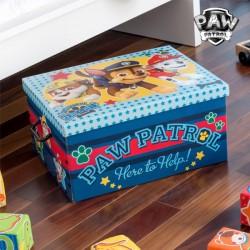 Коробка для Игрушек Paw Patrol (50 X 39 см)
