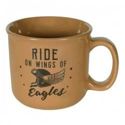 Suur Keraamiline Kruus Eagles