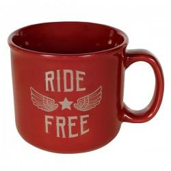 Большая Керамическая Кружка Ride Free