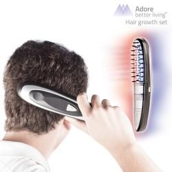 Электрическая расчёска против выпадания волос