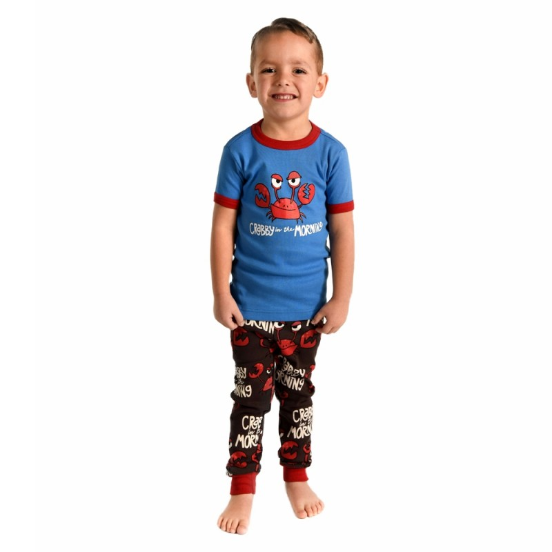 2de86fdf053 kaheosaline Pidžaama Crabby Kids
