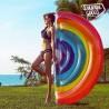 Täispuhutav Madrats Rainbow
