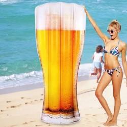 Täispuhutav Madrats Beer