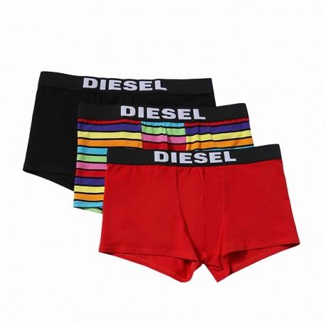 Meeste Bokserid Diesel 00SAB2-0WALL-151 (3tk)