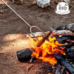 Teleskoopiline BBQ Kahvel