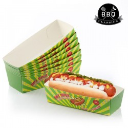 Hotdogikarpide Komplekt (8tk)