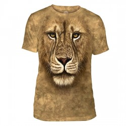 Tri-Blend T-särk Lion Warrior