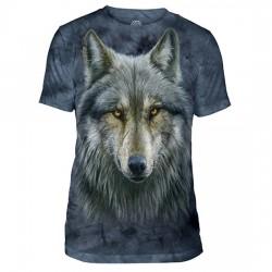 Футболка Tri-Blend Wolf Warrior