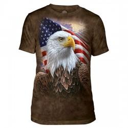 Футболка Tri-Blend Independence Eagle