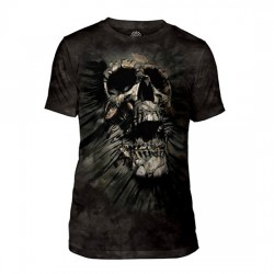Tri-Blend T-särk Breakthrough Skull