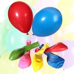 Värvilised õhupallid (10tk)