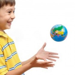 Мячик Земной Шар