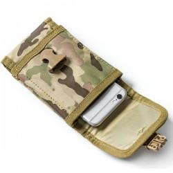 Сумка на ремень для телефона (camo)
