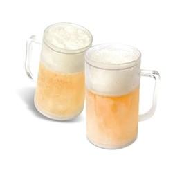 Jäätuvad õllekannud (2tk)