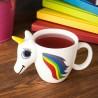 Värvimuutev 3D Kruus Unicorn