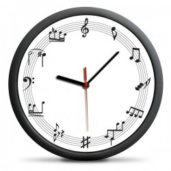Настенные Часы Музыка