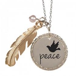 Украшение на Шею Peace