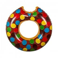 Täispuhutav ujumisrõngas Donut