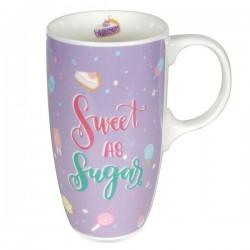 Latte Tass Sugar