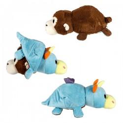 Maagiline ümberpööratav mänguasi (Ükssarvik/Ahvike)
