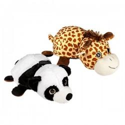 Maagiline ümberpööratav mänguasi (Panda/Kaelkirjak)