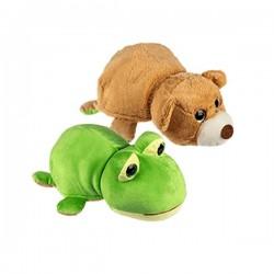 Сюрприз-Игрушка Вывернушка (Медвежонок/Лягушонок)