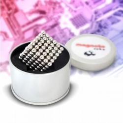 Magneetiline kuubik Silver