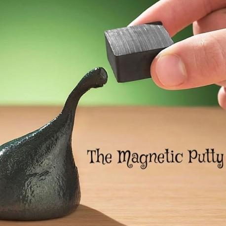 Magneetiline plastiliin
