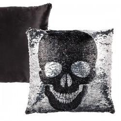 Стильная Подушка-антистресс Skull