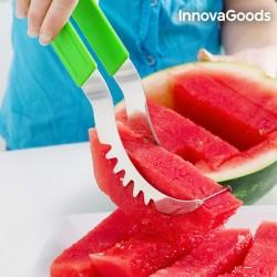 Нож для разделки и сервировки арбуза