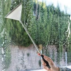 Телескопическая щётка для мойки стекол