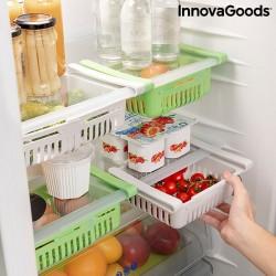 Регулируемые полочки для холодильника (2шт)