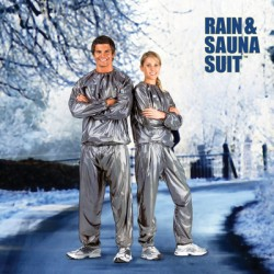 Rain & Sauna Suit Treeningkostüüm