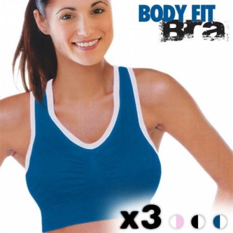Спортивные Бюстгальтеры Body Fit Bra