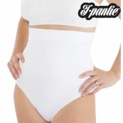 Figuuri korrigeerivad püksid Tpantie, valged