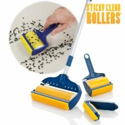 Ролики Для Чистки Sticky Clean Rollers (3 шт.)