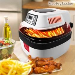 Fritüür Õlita Küpsetamiseks Free Fry Cooker