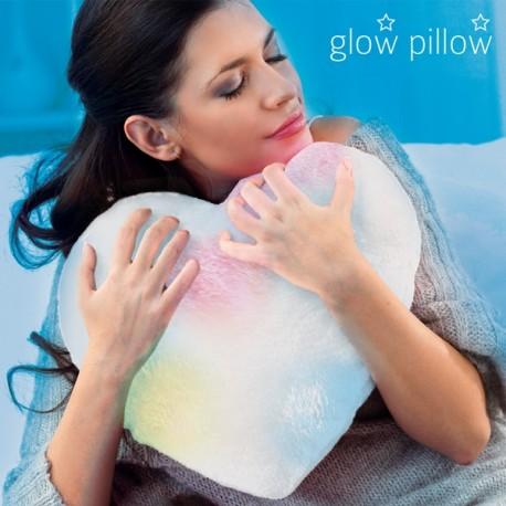 LED-padi Süda Glow Pillow