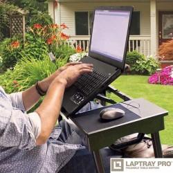 Multifuntsionaalne kokkupandav arvutilaud