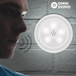 LED-valgusti Häälesensoriga