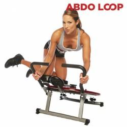 Круговой Тренажёр для Мышц Живота Abdo Loop