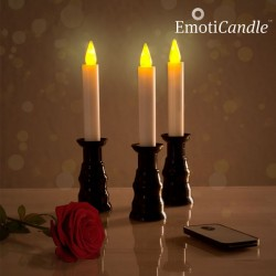 Светодиодные Свечи Romantic Ambiance EmotiCandle (3 штуки)