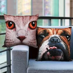 Подушки Кот и Собакa